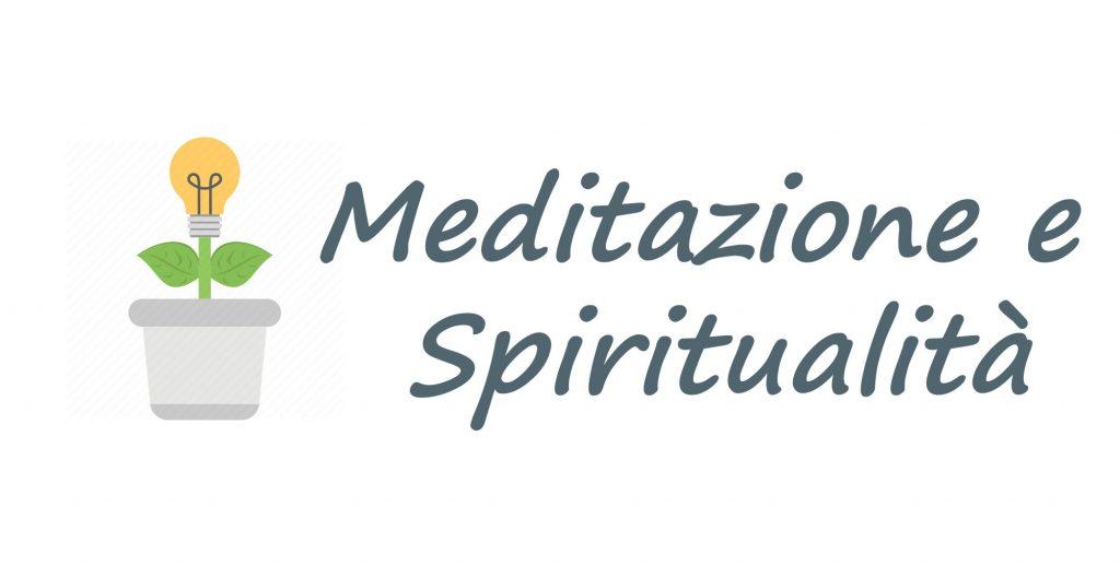meditazione e spiritualità