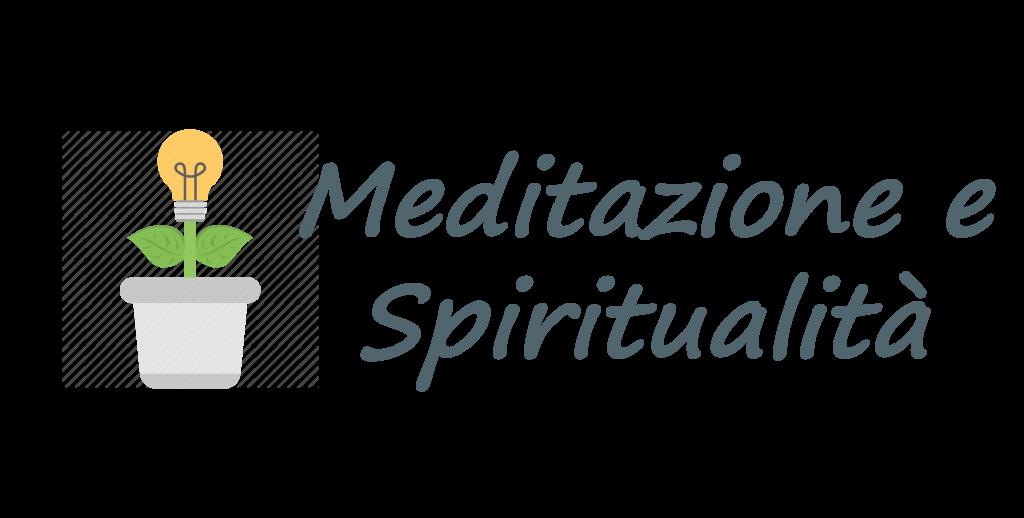 meditazione e spiritualita
